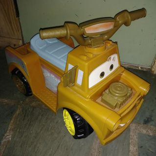 Powered Tow Mater