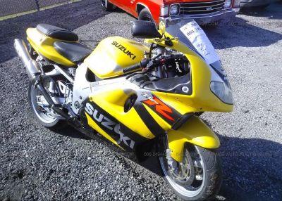 2002 Suzuki TL1000
