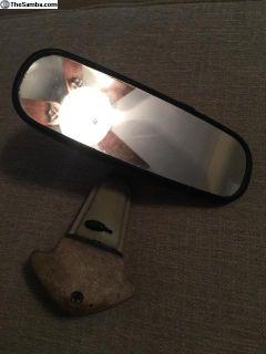 Convertible mirror