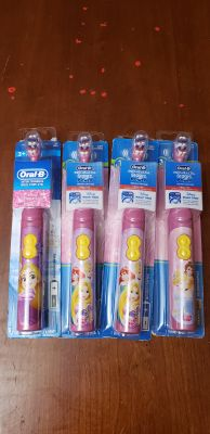 Oral b girls tooth brushes $2 each