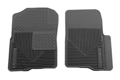 Sell Husky Liners 51232 Ford Expedition Gray Custom Floor Mats Front Set 1st Row motorcycle in Winfield, Kansas, US, for US $72.95