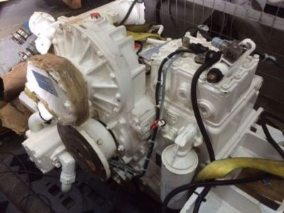 Purchase ZF 2050V MARINE GEARS TRANSMISSIONS motorcycle in Fort Lauderdale, Florida, United States