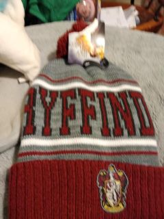 Brand new with tags Gryffindor hat