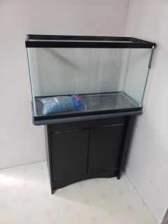 29 gallon tank and stand