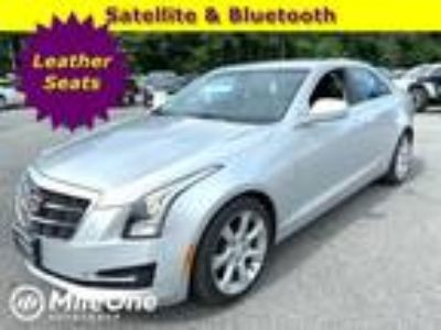 used 2016 Cadillac ATS for sale.