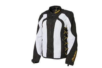 Find Scorpion Nip Tuck II 2 Gold Small Textile Motorcycle Womens Jacket Sml Sm S motorcycle in Ashton, Illinois, US, for US $189.95
