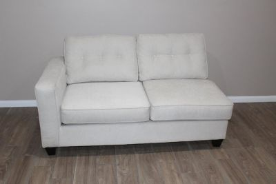 Very Comfortable Corner loveseat from Star Furniture!
