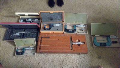 Misc machinist tools