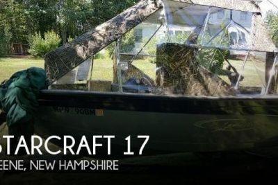 2005 Starcraft Fishmaster 176 DC