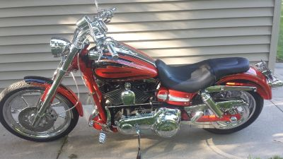 2007 Harley-Davidson CVO LIMITED