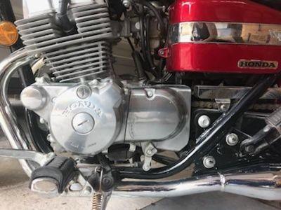 2007 Honda REBEL (CMX250C)