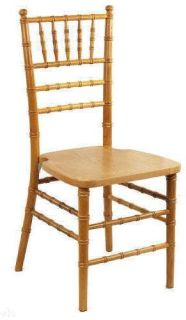Chair Company Larry Hoffman Provides Best Quality Chiavari Chairs