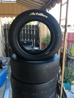new 15 racing tires