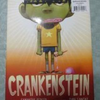 ''LARGE ''FRANKENSTEIN'' HARDCOVER BOOK WITH DUSTCOVER