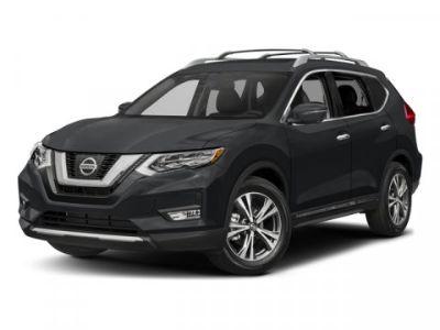 2017 Nissan Rogue SL (Magnetic Black)