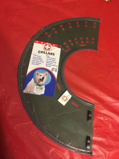 Cat or dog recovery collar after spat/neuter$7