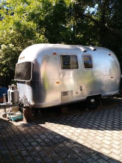 1970 Airstream CARAVEL