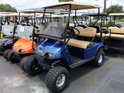 2014 E-Z-Go Lifted 4 Passenger TXT 48V Golf Golf Carts Fort Pierce, FL