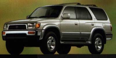 1998 Toyota 4Runner Limited (Green)