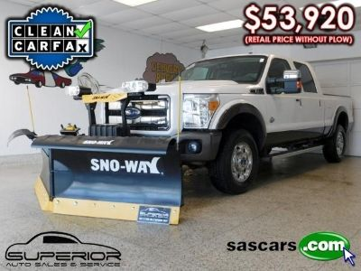 2016 Ford F-350 SD King Ranch