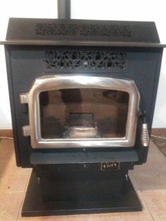 st criox auburn corn stove
