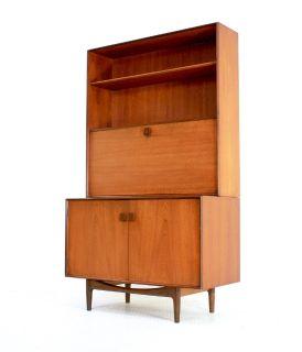 Mid Century bookcase/desk By Kofod-Larsen