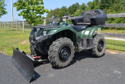 2014 Yamaha Grizzly 450 Auto. 4x4 EPS Utility ATVs Grantville, PA