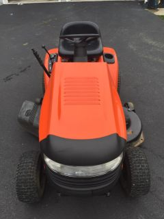 "Ariens 17.5hp and 42"" cutting width"
