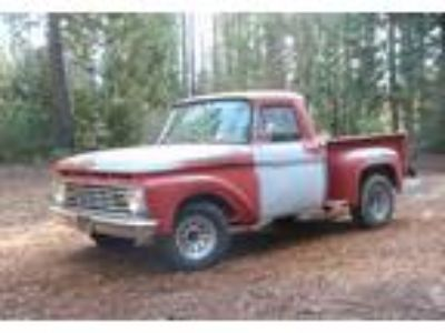 1964 Ford F100 Classic Truck in Brownsville, CA