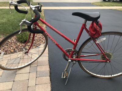 Schwinn Varsity World 10 speed bicycle