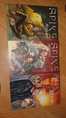 Spike Comics
