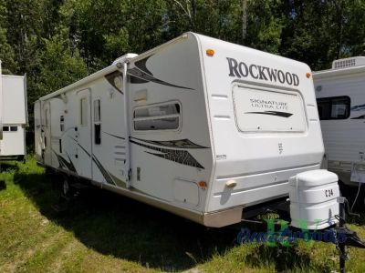 2008 Forest River Rv Rockwood Signature Ultra Lite 8315SS
