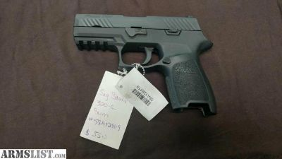 For Sale: Sig Sauer 320-C