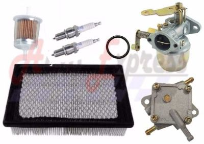 Find EZGO Pre Medalist Gas Golf Cart 91-94 Tune Up Kit Carburetor Fuel Pump Filters motorcycle in Lapeer, Michigan, United States, for US $82.91