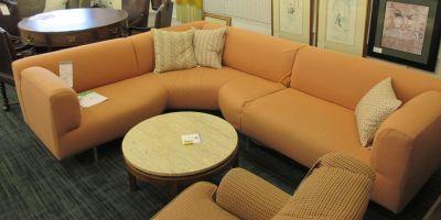 REDUCED Moov Sectional Sofa, Lissoni, Cassina