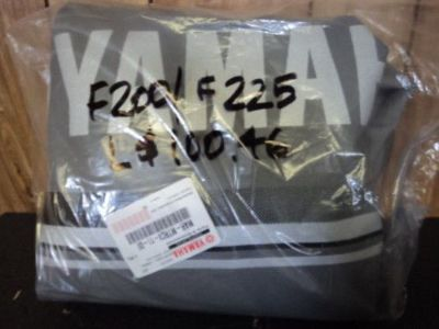 Sell DELUXE YAMAHA MOTOR COVER - 4STROKE LOGO F200~F225 motorcycle in Hollywood, Florida, United States, for US $82.95