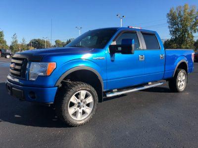 2009 Ford F-150 XL (Blue)