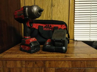 MAC TOOLS drive impact wrench