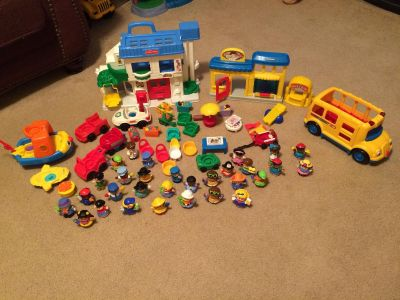 Little people town