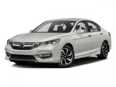 2016 Honda Accord EX-L V6 (Black)