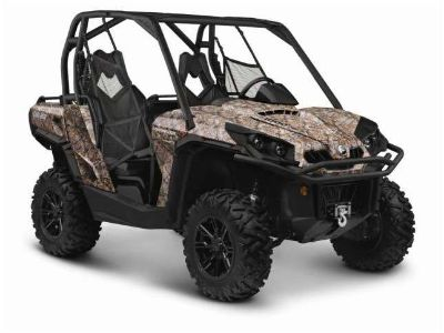 2014 Can-Am Commander XT 1000 Side x Side Utility Vehicles Springfield, MO