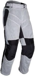Buy Tourmaster Venture Air Silver XL Textile Mesh Motorcycle Riding Pant Extra Large motorcycle in Ashton, Illinois, US, for US $166.49
