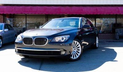 2009 BMW 7-Series 750Li (GRY)