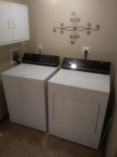 Inglis Washer and Dryer Heavy Duty