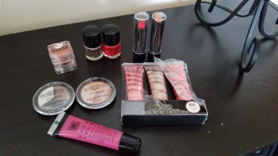 New make up lot
