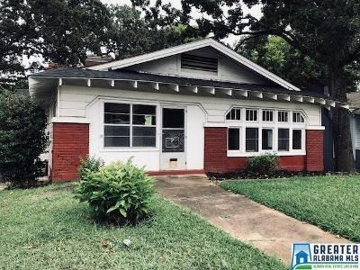 3 Bed 1 Bath Foreclosure Property in Birmingham, AL 35208 - Warrior Rd