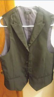 Homecoming vest