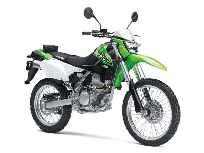 2018 Kawasaki KLX 250 Dual Purpose Motorcycles Jamestown, NY