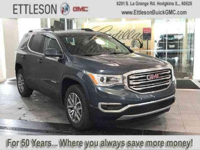 New 2019 GMC Acadia FWD 4dr