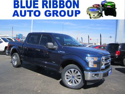 2017 Ford F150 4x4 SuperCrew XLT